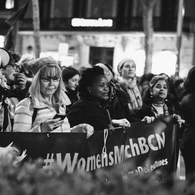 Internationaler Frauentag in Spanien 4